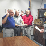Board of Elections members sworn in