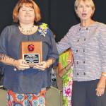 Watson named top teacher