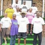 Hoffman church hosts walk-a-thon