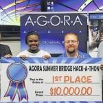 RSHS sophomore wins 'hack-a-thon' prize