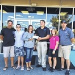 Hwy 55 helps Autism Society