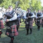 Highland Games return to Laurinburg
