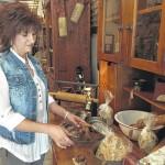 Shop features unique antiques