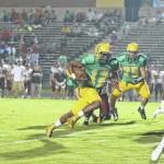 Richmond clobbers Byrd in clash
