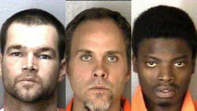 Bank robber, gun thieves sent to federal prison
