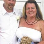 Webster, Langley wed