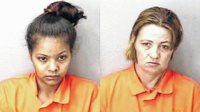 Mom, grandma face charges in child abuse case