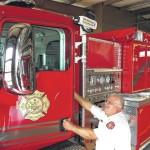 Hamlet fire chief to retire