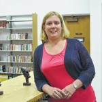 New library director to look, listen and learn