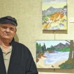 Local artists on display