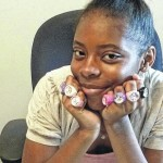 Teen entrepreneur launches line of fashion rings