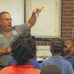 Students visit Hamlet water treatment plant