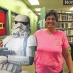 'Star Wars' to invade Hamlet library