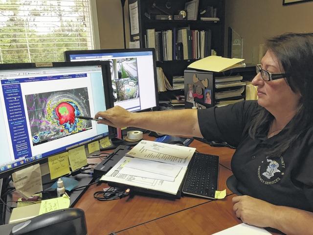 Richmond County braces for storm