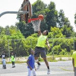 Town to repave basketball, tennis courts