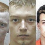 3 charged in armed robberies at 2 Richmond County stores