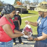 'We have to call it love:' BLACK furnishes Thanksgiving feasts