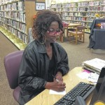 Libraries offer iPads for visitors' input on hours, needs
