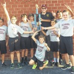 Ellerbe Middle wins SEMSAC XC title