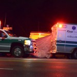SUV hits, kills pedestrian near Rockingham ABC store