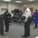 Smith becomes Richmond County's 1st female school resource officer
