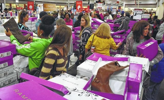 Belk, JC Penney gearing up for Black Friday shopping frenzy