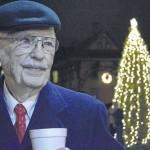 Centenarian lights Hamlet tree