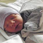 Rockingham couple announces birth