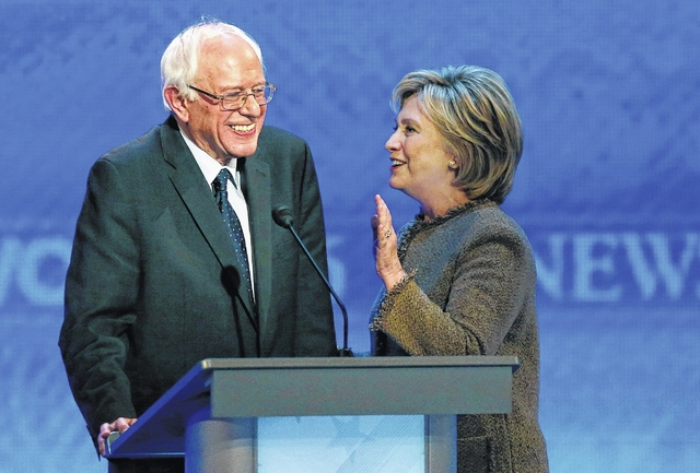 Mook: Bernie Sanders 'On Track To Outraise' Hillary