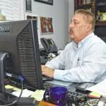 Sharp manager donates $10K for RCC scholarship