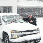 YOUR VIEW: Snow forecast brings cheers, skepticism