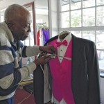 Boyd marks 50 years dressing Richmond County to the nines
