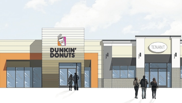 Dunkin' Donuts, Rainbow, Rue21 coming to Richmond Plaza