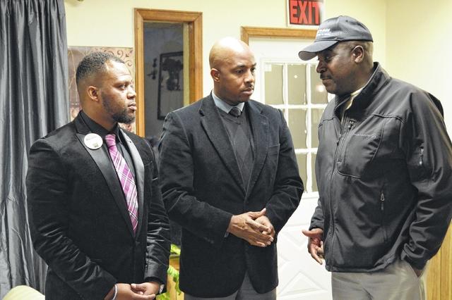 District court, Senate challengers share vision