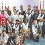 Ebony Dragons win 44 trophies in martial arts tournament