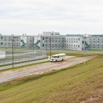 Inmate accused of attacking prison guard