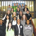 Richmond Senior honors distinguished students