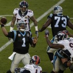 Newton struggles in 1st Super Bowl, Panthers lose 24-10