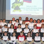 Fairview Heights names star students