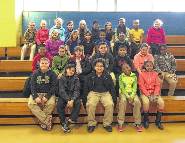 Ford Elementary Richmond County Daily Journal Washington
