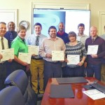 Rostra workers receive Six Sigma training at Richmond Community College