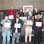 11 graduate from RCC's first truck driver class