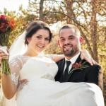 Erin Mabe, Ryan Gibson wed