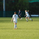 Richmond Senior girls soccer drops 6th game of season at Lumberton