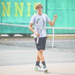 Richmond Senior tennis wins 8-1 over Scotland