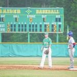 Richmond Senior baseball falls 5-1 to Scotland on Senior Night