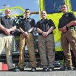 East Rockingham junior firefighters head to competition