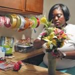 Navy veteran's florist business blooms in Hamlet