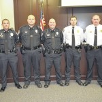 6 Rockingham police officers promoted