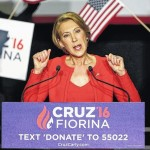 Cruz picks Fiorina as running mate, GOP race takes unusual turn